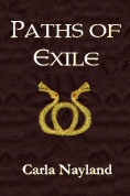 Cover of book, Paths of Exile